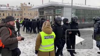 В Москве закрыты две станции метрополитена