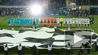 Лига чемпионов: после 5 тура определились некоторые участники плей-офф