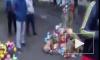 """Жители Кургана провели пикет на месте, где ПАЗ насмерть сбил 7-летнего ребенка, переходившего дорогу на """"зеленый"""""""