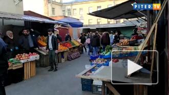 Сенной рынок закрыли на три недели по решению суда