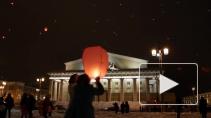 В Петербурге могут ограничить места запуска небесных фонариков
