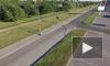 На Дунайском проспекте прохожие обнаружили труп в машине