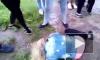 Видео: в Тихвине девочки-подростки жестоко избили сверстницу