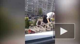Life: охранник в гимназии в Казани, в которой произошла стрельба, все же был