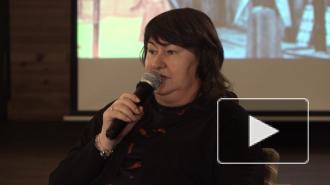 В рамках кинофестиваля «Окно в Европу» Выборг посетила лыжница Елена Вяльбе