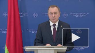 МИД Белоруссии обвинил соседние государства в попытке ввергнуть страну в хаос