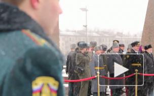 Петербург отмечает день защитника Отечества