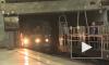 На Гражданском проспекте мужчина прыгнул под поезд: очевидцы рассказали, как это было