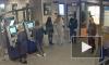 В Петербурге пассажиров без масокне пускают в метро