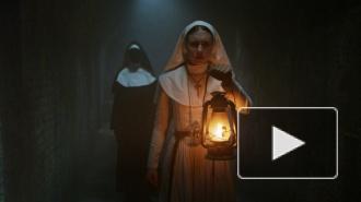 """В Петербурге стартовал показ триллера """"Проклятие монахини"""""""