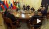 Путин в Петербурге прочел лидерам СНГ часовую лекцию о начале Второй мировой войны