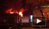 Видео крупного пожара в Оренбурге опубликовали в интернете