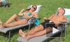 Бесплатный душ и шезлонги доступны отныне жителям Купчино