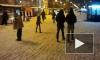 Снегопад осложнил дорожную обстановку в Петербурге