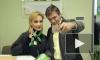 Звезды шоу-бизнеса на один день стали сотрудниками Сбербанка