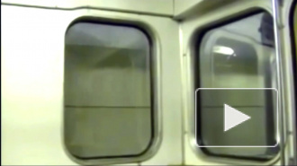 В Москве поезд метро переехал человека