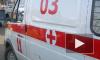 Двухлетний мальчик, упавший с 7-го этажа в Невском районе, госпитализирован в тяжелом состоянии