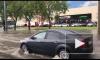 ВИДЕО: Бухарестскую затопило мощным ливнем
