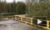 В Ленинградской области река Сестра затопила 4 садоводства