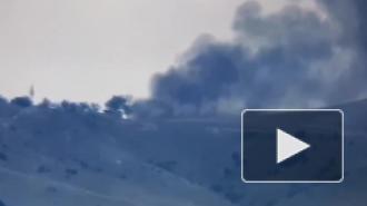 В Ереване заявили о подбитом танке и артустановках Азербайджана