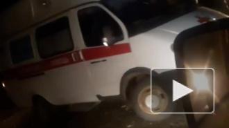 Поймать угнавших такси петербуржцев помог фонарный столб