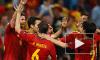 Евро-2012. Испания без проблем одолела Францию и вышла в полуфинал чемпионата Европы