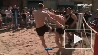 Уличные бойцы забили «Стрелку» в Петербурге
