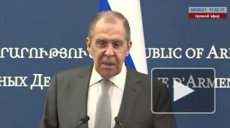 Лавров заявил о разрушении архитектуры отношений России и ЕС