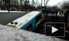 """СК: въехавший в переход на """"Славянском бульваре"""" автобус был исправен"""