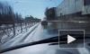 Видео: в Ручьях затопило дороги