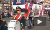 Видео: Петербуржцы отметили триумф СКА чемпионским парадом