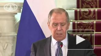 Лавров: Россия предостерегает Турцию от подпитки военных настроений украинских властей