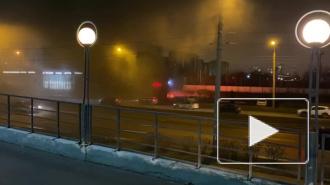 Стали известны подробности пожара на Дальневосточном проспекте