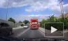 В Севастополе мусоровоз протаранил 15 машин из-за отказавших тормозов