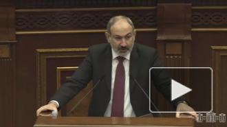 Пашинян заявил, что экс-глава Генштаба не давал ему совет остановить войну в Карабахе