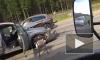 """Три человека находятся в тяжелом состоянии после ДТП на трассе """"Скандинавия"""""""