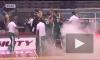 Фанаты сорвали финал чемпионата Греции, напав на игроков
