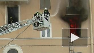 Жильцы общежития на Стачек обвиняют пожарных
