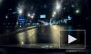 Ночная погоня за BMW по Ленинскому проспекту попала на видео
