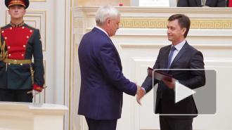 Полтавченко отправил вице-губернатора Лавленцева в отставку