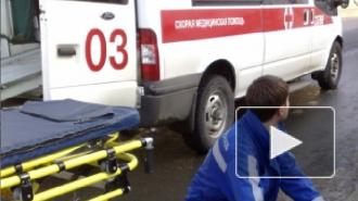 Пять человек серьезно пострадали при падении лесов с фасада Горного университета