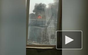 пожар в химическом переулке