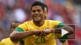 Робиньо заменил Халка в сборной Бразилии