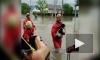Трогательное видео из Ставрополья: Спасение собаки в затопленном селе попало на видео