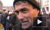 На митинг «ЕдРа» на Манежной в поддержку Путина согнали дворников-гастарбайтеров