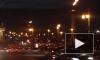 """В честь победы """"Зенита"""" в Петербурге зажгли Ростральные колонны"""