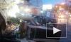 В Новосибирске пьяный водитель влетел в киоски, продавщица в тяжелом состоянии, покупатель погиб