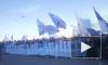 Фанаты «Зенита» завалили мусором центр Петербурга