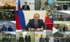 Путин поручил сохранить режим самоизоляции для граждан старше 65 лет