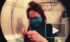 Петербурженка показала экстремальную подготовку к чемпионату мира по вязанию под хэви-метал